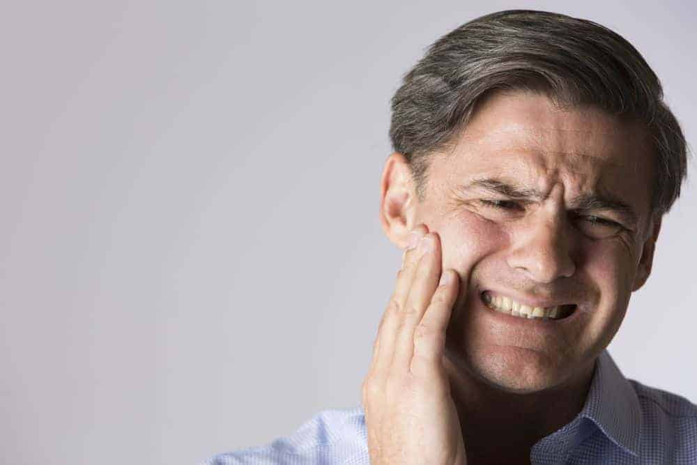 temporomandibular disorder jaw pain