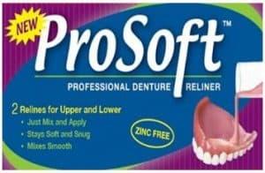 ProSoft Denture Reliner