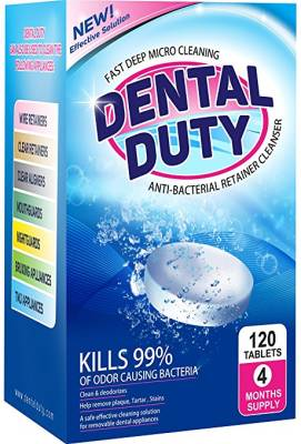Dental Duty Denture Cleaner