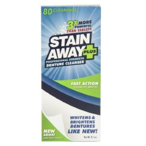 StainAway Professional Strength Denture Cleaner