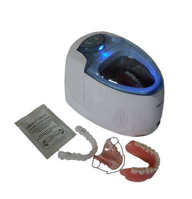 iSonic F3900 Ultrasonic Denture Cleaner