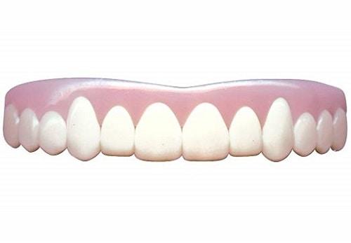 cosmetic fake teeth