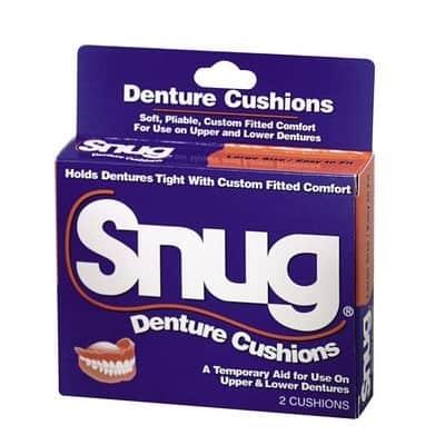 denture cushions