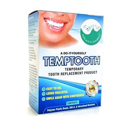 fake teeth options