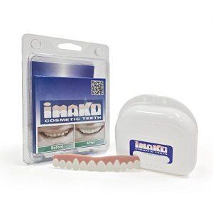 realistic fake teeth