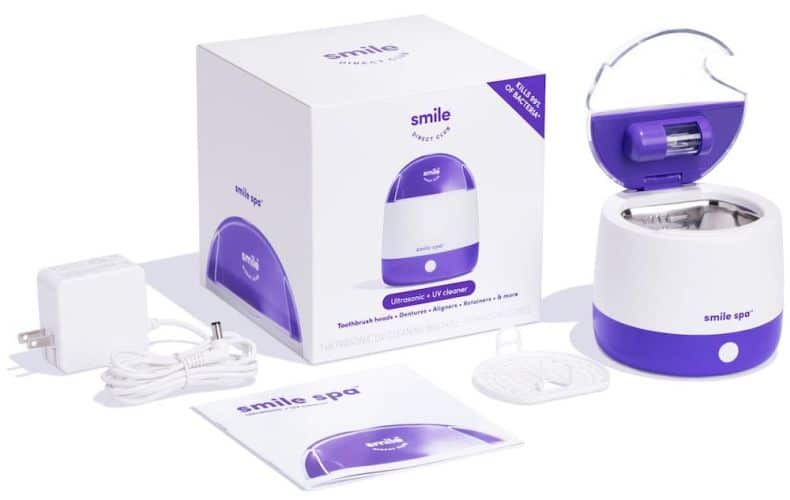 Smile Direct Club Ultrasonic and UV Cleaning Machine