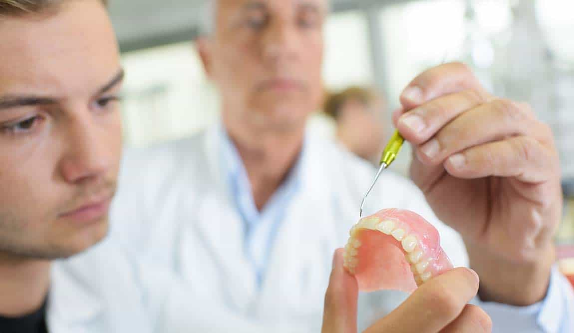 dentures and dental implants information