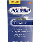Super Poligrip Extra Strength Denture Adhesive Powder