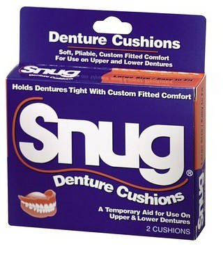 Snug Denture Cushions