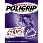 Super Poligrip Denture Adhesive Strips