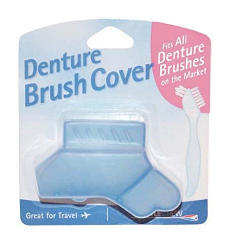 Denture Brush Cover