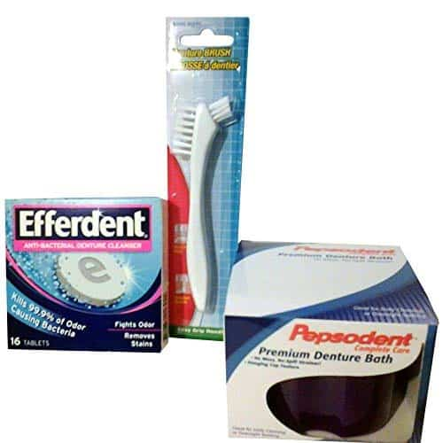 Dentures Cleaning Kit