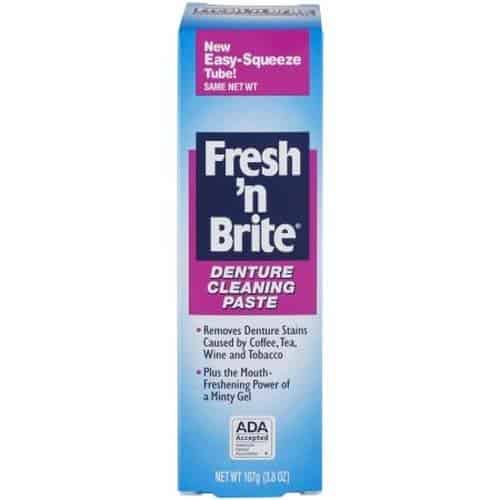 Fresh 'n Brite Denture Cleaning Paste