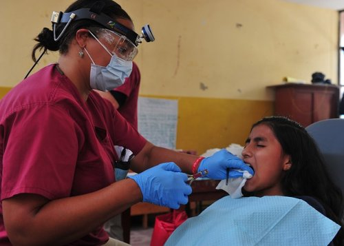 dental clinic hygiene